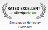 Rated Excellent by Trip Adviser